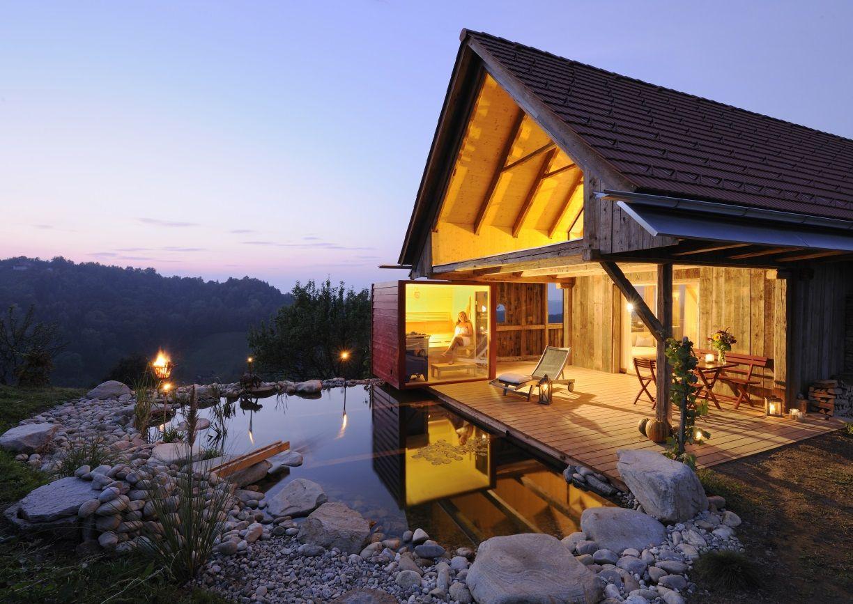 Pures Leben Südsteiermark Häuser zum Mieten Weinland