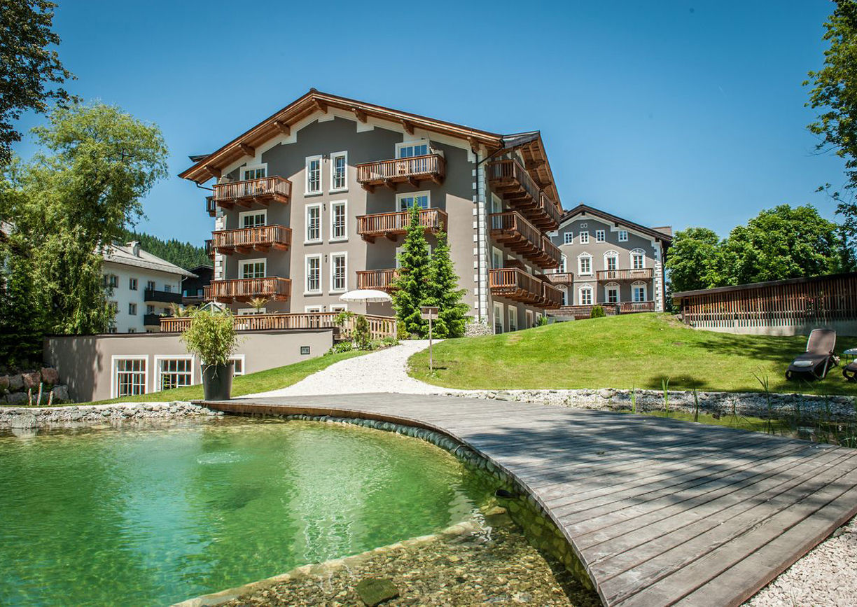 Q! Resort Health & Spa Kitzbühel Aussenansicht