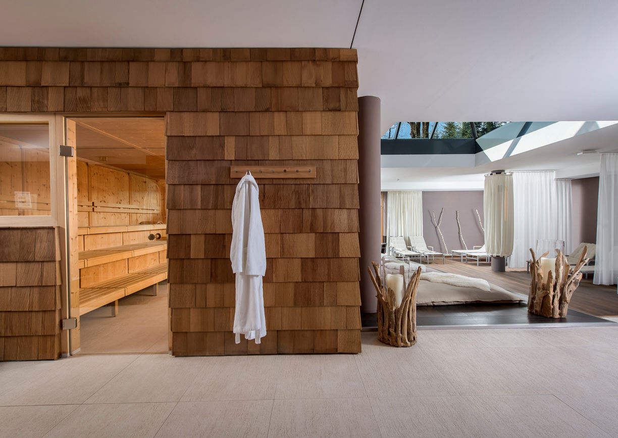 Q! Resort Health & Spa Kitzbühel Sauna