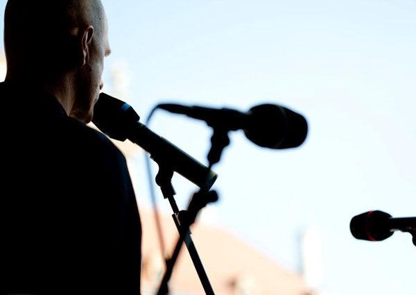 Radio- und Festivalmacher Albert Hosp