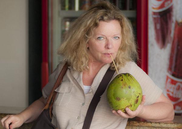 Reise- und Lifestylereporterin Christine von der Pahlen