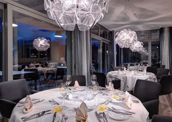 Restaurant, Dolomitengolf Suites