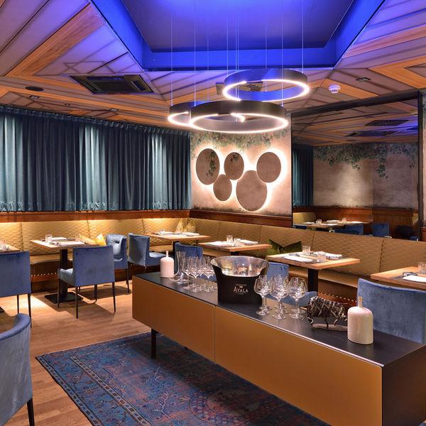 Restaurant Fortino Wels Innenansicht