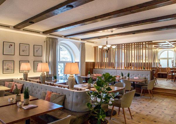 Restaurant Goldene Gams Kitzbühel Innenansicht
