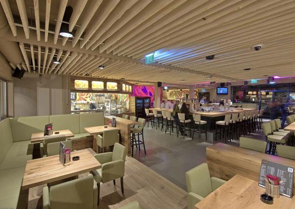 Restaurant Mundwerk Freudenhaus.