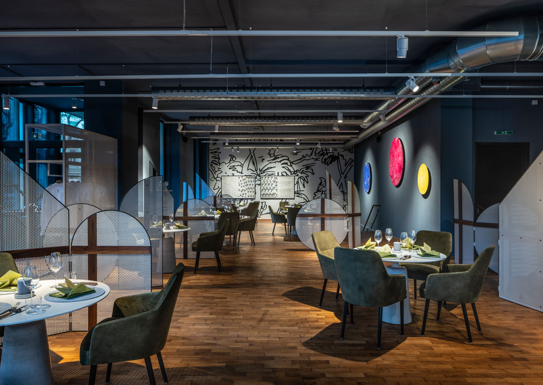 Restaurant Sören Herzig Wien Innenansicht