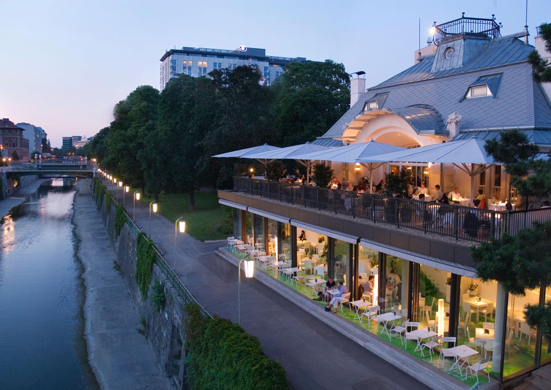 Restaurant Steiereck Wien Aussenansicht