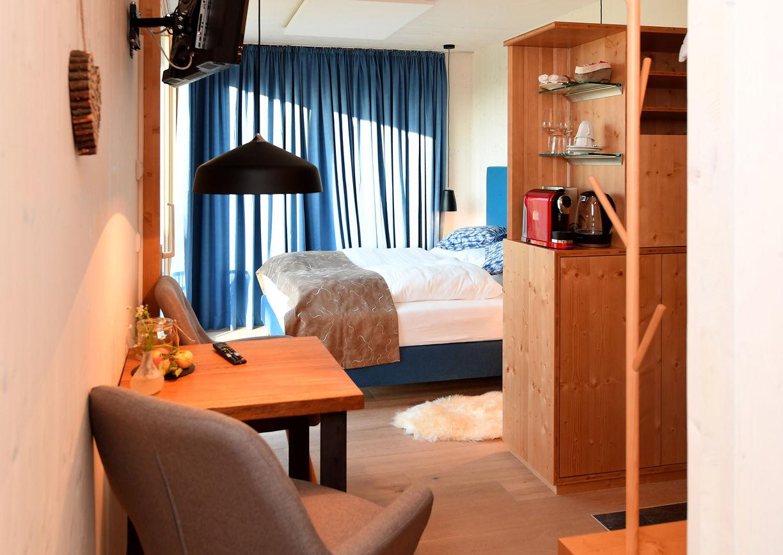 Roo'n Lodges Bärenhof Kolm Arbesbach Innenansicht