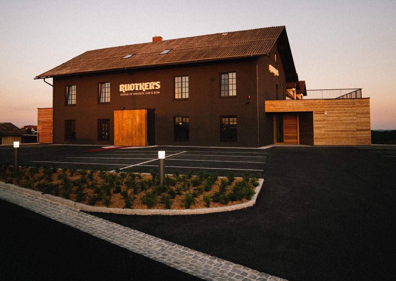 Ruotker's House of Whiskey, Gin & Rum Steiermark Aussenansicht