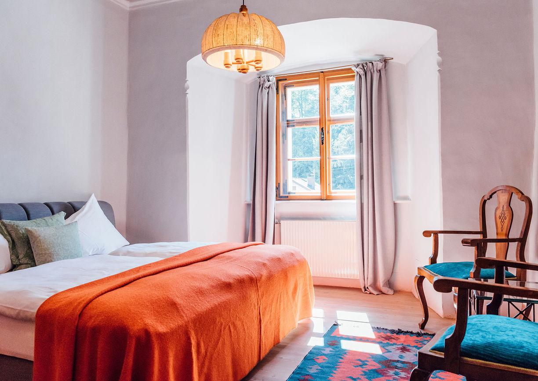 Salzkammergut Private Suite Kloster Refugium Hotel Das Traunsee
