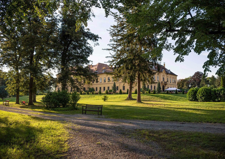 Schloss Eckartsau in Niederösterreich