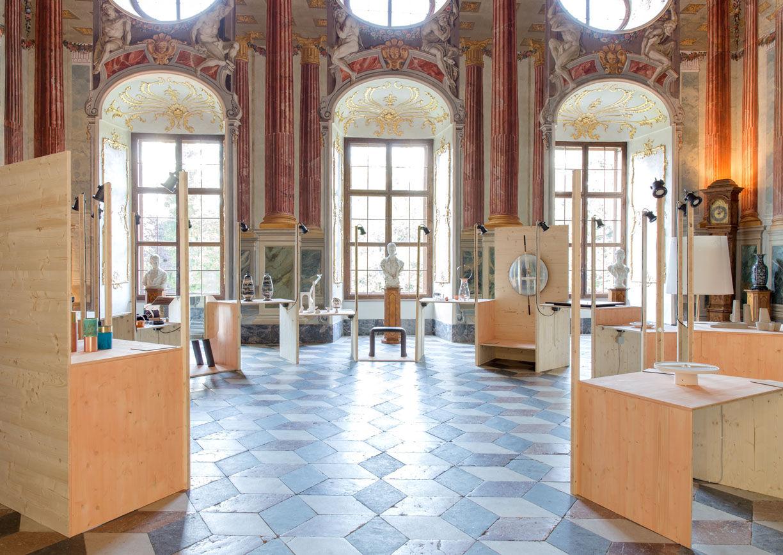 Schloss Hollenegg, Design