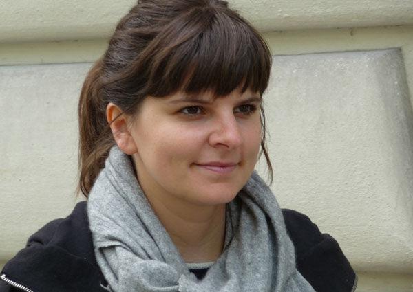 Schmuckdesignerin Martina Mühlfellner