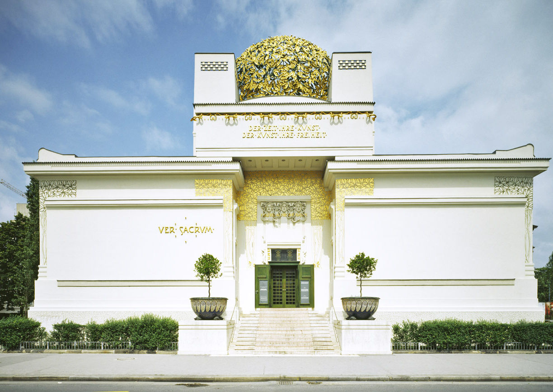 Secession, Wien, Kunst, Klimt