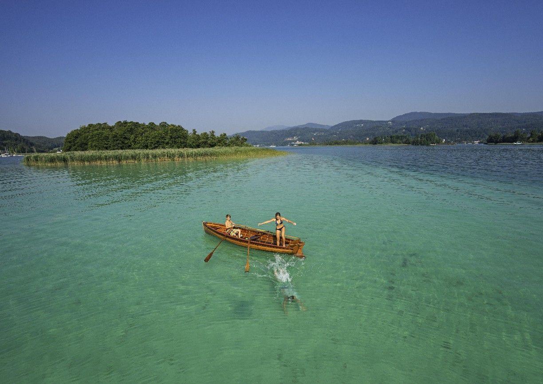See Urlaub Sommer 2020 Kärnten Natur