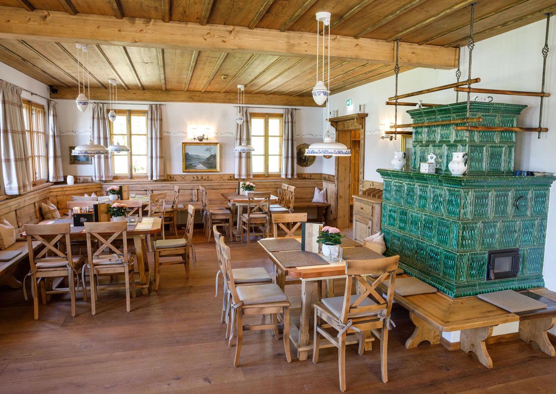 Seewiese Altaussee Gaststube