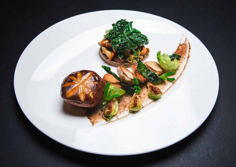 Shiki Restaurant Wien Food