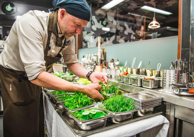 Shiki Restaurant Wien Koch Alois Traint