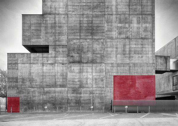 Silent Spaces, Jens Riecke, Heizkraftwerk, Salzburg