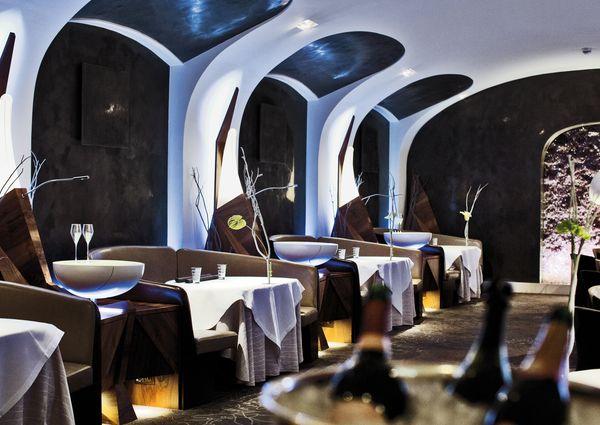 Silvio Nickol Restaurant Palais Coburg Wien Innenansicht