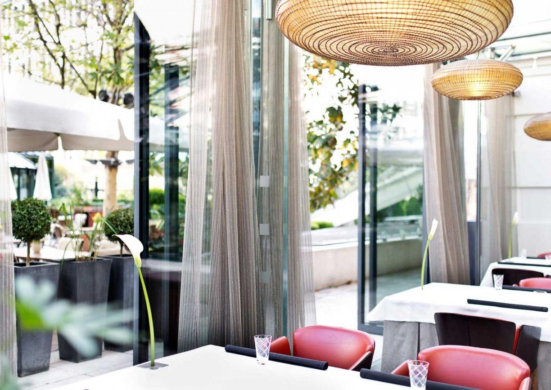 Silvio Nickol Restaurant Palais Coburg Wien Schanigarten
