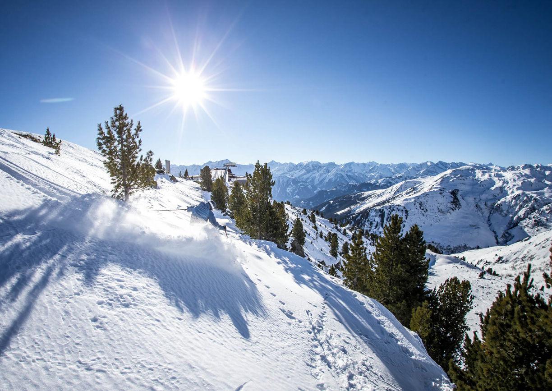 Skigebiet Hochzillertal Kaltenbach Skiurlaub Piste