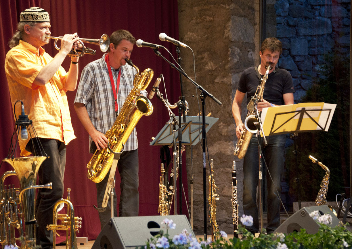 Smart Metal Hornets, Jazz, Bad Gastein