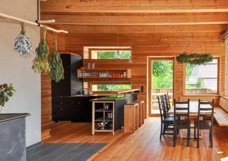 Smart Wood House