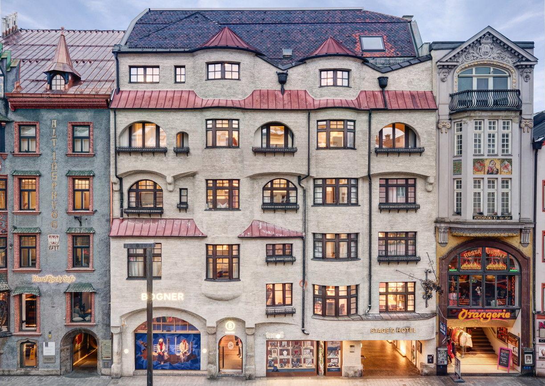 Stage 12 Hotel Innsbruck