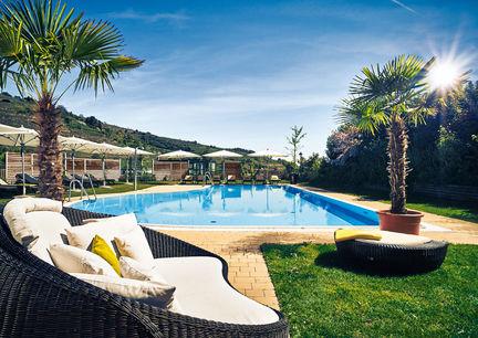 Steigenberger Hotel Spa Krems Wachau Pool