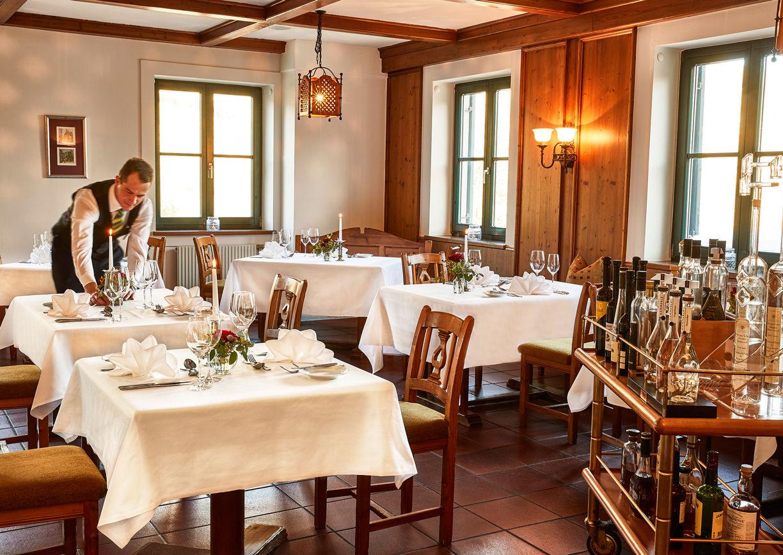 Steigenberger Hotel Spa Krems Wachau Restaurant