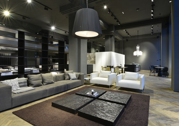 Steininger.Designers, Linz, Showroom