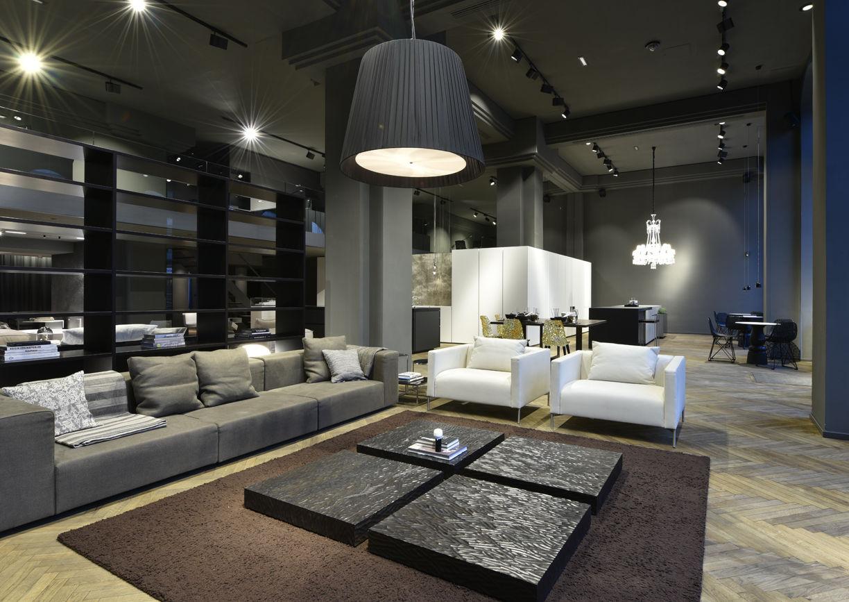 Steininger.Designers, Linz, Showroom