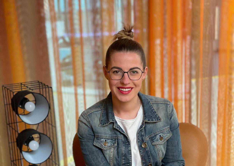 Stephanie Sperr von Life Radio Linz