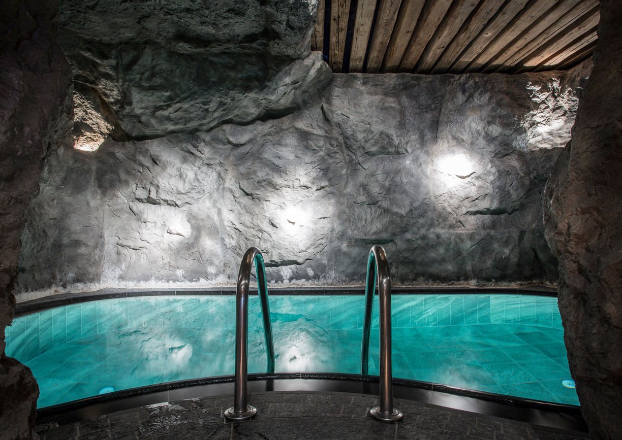 Stock Resort Hotel Tirol Bergsee Spa