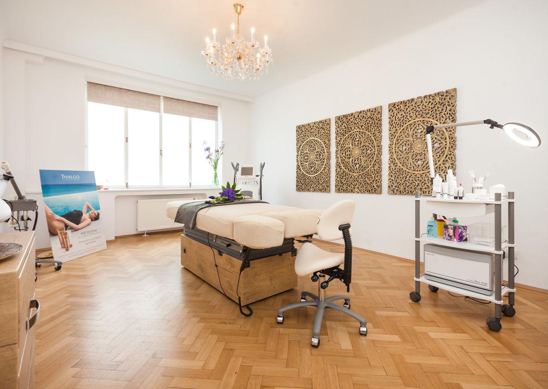Strahlendschön Kosmetik Studio Wien Innenansicht