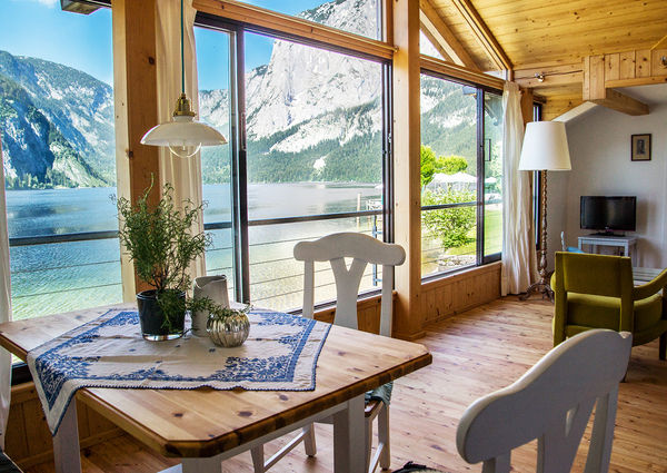 Strandcafe Altaussee Loser Trisselwand Appartements