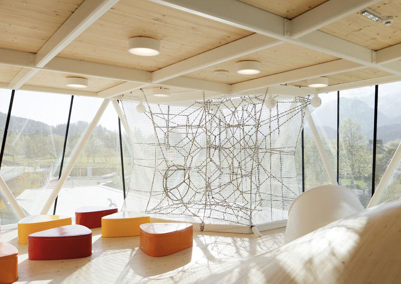 Swarovski Kristallwelten, Wattens, Tirol, Snøhetta, Spielturm