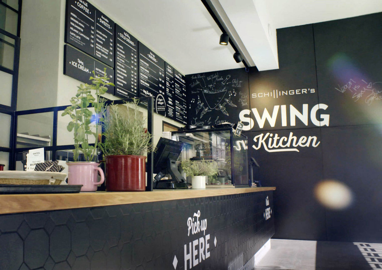Swing Kitchen