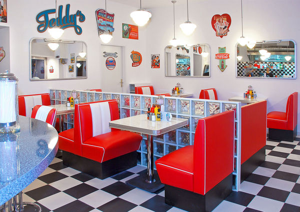Teddy's American Diner