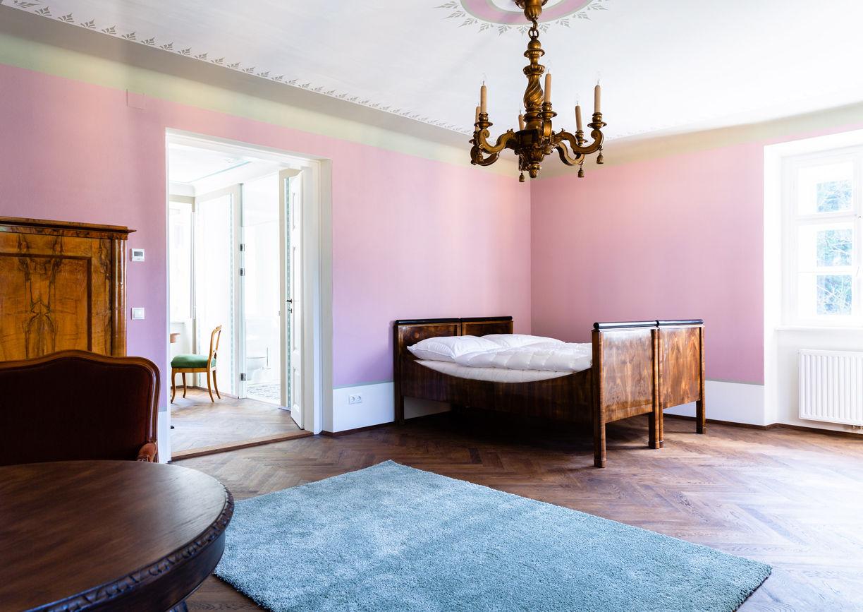 Thalhof Reichenau Rax Apartmenthaus Zimmer Innenansicht
