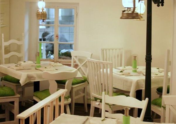 The Green Garden, Vegetarisches Restaurant, Veganes Restaurant, Salzburg, Nonntal