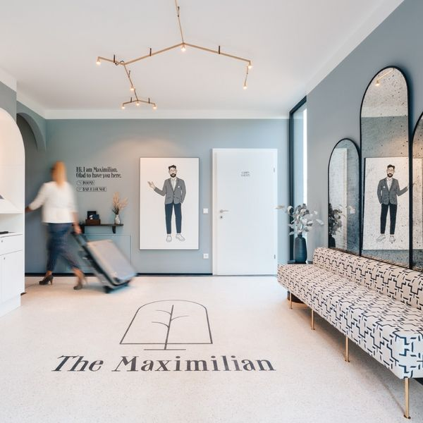 The Maximilian Hotel Bed and Breakfast Salzburg Design