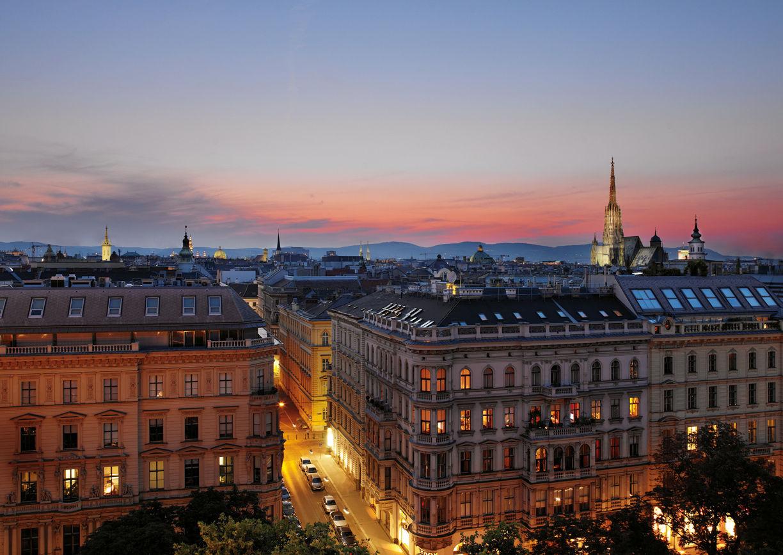 The Ritz Carlton Vienna DayUse Aussicht