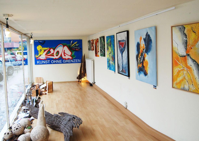 Traun, Kunst ohne Grenzen, Kunstmeile