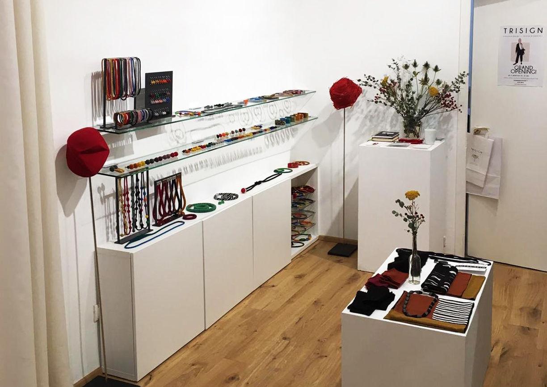 Trisign Mode Boutique Shop Wien