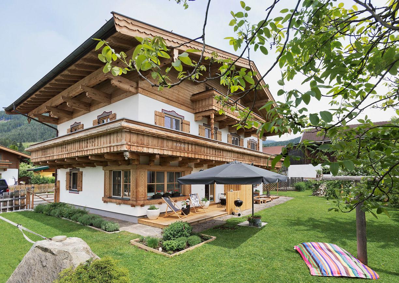 Urlaub mit Hund Bewegte Berge Saalfelden Apartment