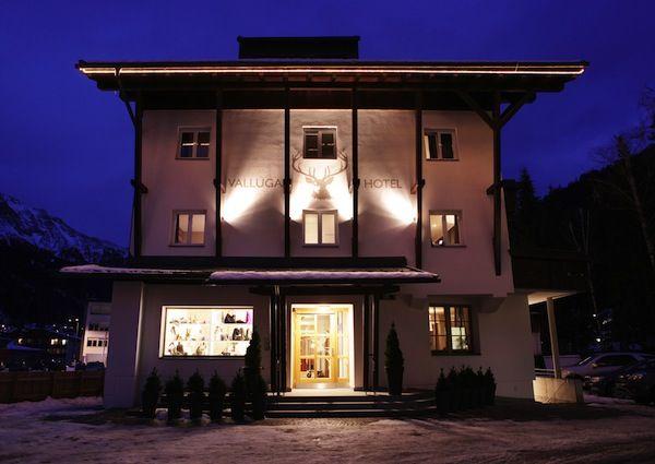 Valluga Hotel, St. Anton am Arlberg, Mikael Landström