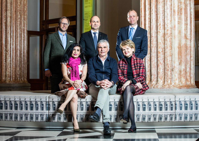 Verein Börseviertel Wien Team