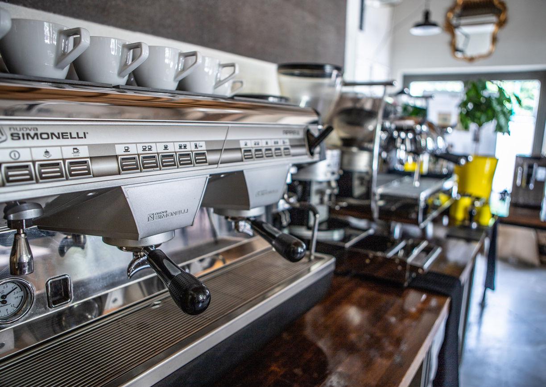 Vienna Coffee College Wiener Rösthaus Prater